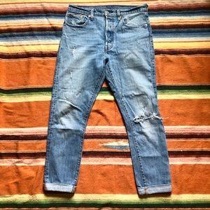 Levi's | 501 Skinny | 28